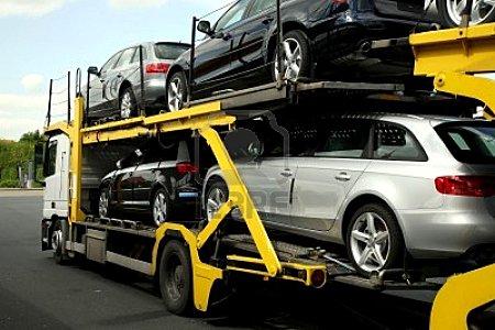 Transporte en grupaje de vehículos en Europa